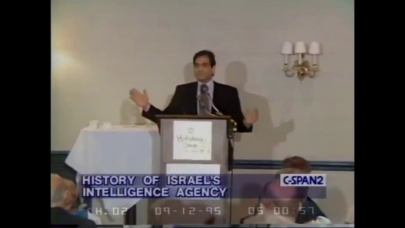 Victor Ostrovsky - he's an Anti-Semite, because that's what we say he is.