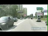 Видео с 3 регистраторов ДТП в котором трое погибли на скутере под Хабаровском