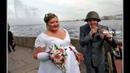 Пьяная невеста с женихом. Приколы 18. Drunk bride and bridegroom. Comedy 18.