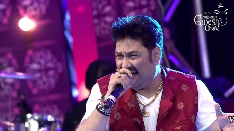 Kumar Sanu Live Ye Kaali Kaali Aankhen 2018