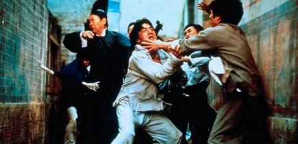 Самые серьёзные травмы Джеки Чана.
