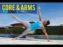Core, Arms Abs with gliding discs