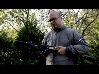 SCDTV - Dboy / Boyi GP25 Grenade Launcher airsoft review