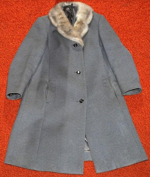 Перешить старое пальто