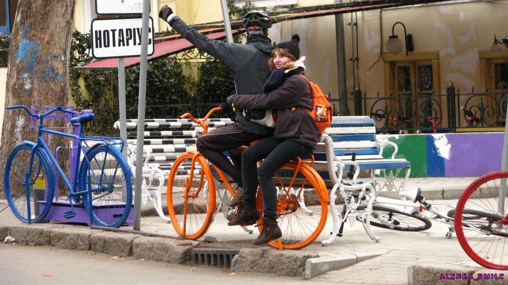 Одесская сотка 2013 экскурсия по городу - экскурсии 2013