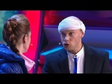 Comedy Woman - Муж забирает жену из роддома