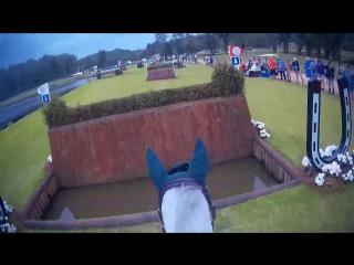 Marcio Jorge Head Cam - Eventing XC FEI World Equestrian Games
