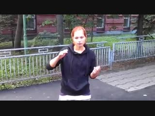 Туториал по элементу ЛейзиParkour tutorial Lazy.(English Subtitle)