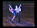 Ballroom Latin 1997 Kremlin Cup. Rumba Ralf Olga Muller.