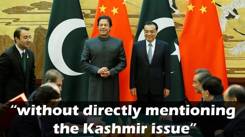 China backs Pakistan's 'quest for peace with India', entry to NSG
