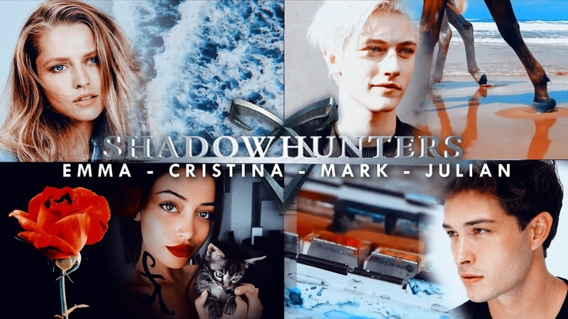 ► The Dark Artifices characters aesthetic 2K