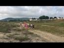 Летний отдых Сережи в спортивном лагере. Морские дюны Болгарии 2018