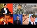 Китай начинает военную экспансию.