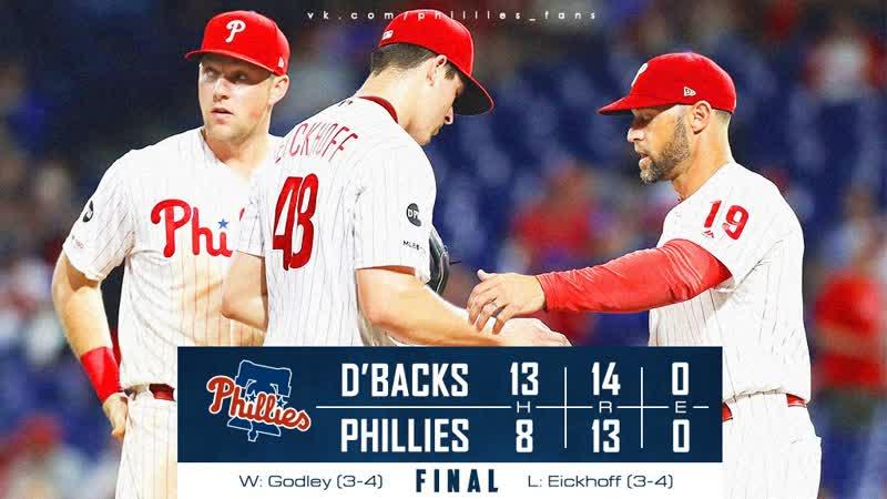 Game 66: ARI_13_PHI_8 © MLB.com