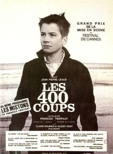 Ver Los cuatrocientos golpes (Los 400 golpes) (1959) Online