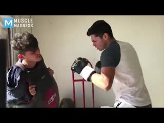 Fastest boxing hands - ryan garcia - muscle madness fastest boxing hands - ryan garcia - muscle madness