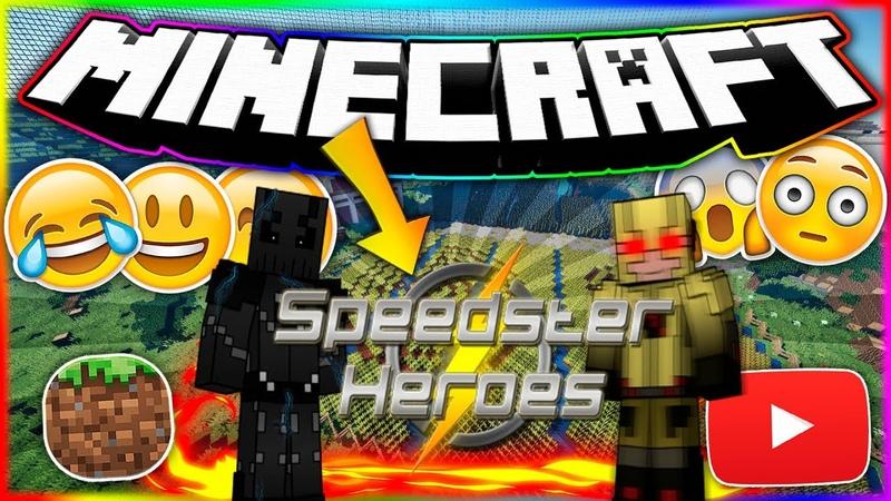 *Обзор на МОД на Speedster Heroes 1 *