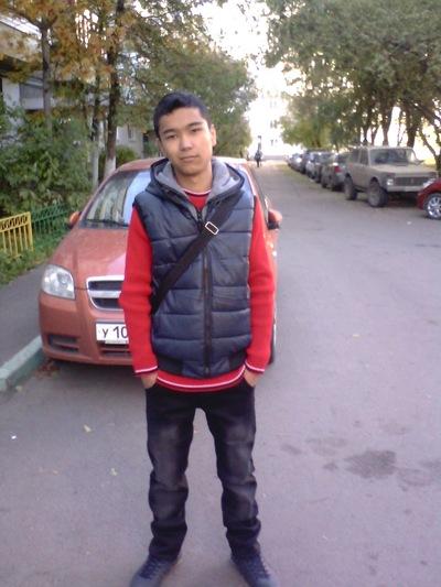 Юсуфжон Самиев, 9 октября 1995, Барда, id170800891