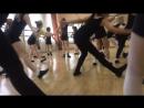 Мастерская танца «Ю»   Общегородская акция « Вишнёвый ПАС». Репетиция