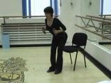 Упражнения с гантелями для женщин. День 1 Пн.mpg
