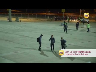 INSIDE VIEW: Villarreal - FC Barcelona (Cup 2014/15) - TEASER
