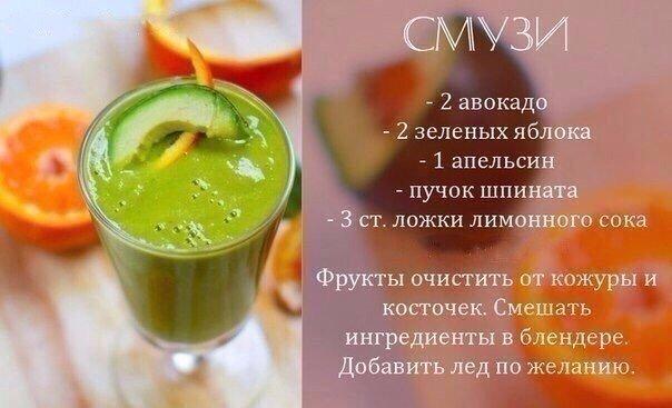 Сок из фруктов в домашних условиях рецепт