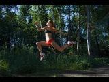 Интервальный бег для похудения! Тренировка №12 (2)