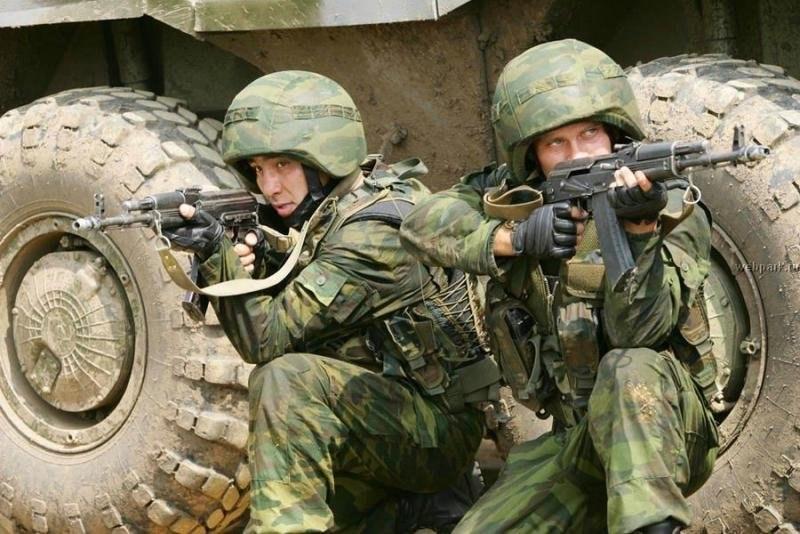 В трех километрах от границы Украины с Ростовской областью завязался бой