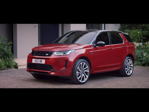 New Land Rover Discovery Sport – the versatile compact SUV