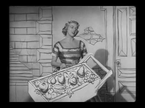 Rosemary Clooney - Come On-A My House (1956, Live)