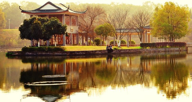Стипендия на годичные языковые курсы в провинции Хунань (г. Сиантан)