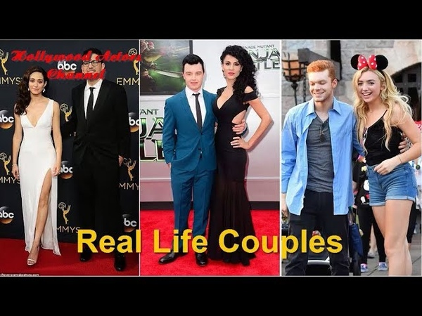 Shameless - Real Life Couples   Need to see immediately