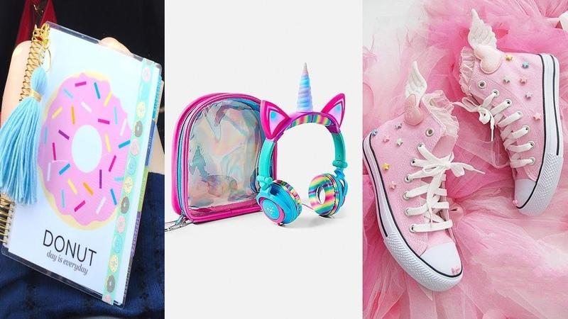 DIY School Supplies! 20 Weird DIY Crafts for Back to School with DIY Lover!