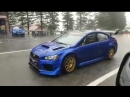 600 HP Subaru WRX STI Type RA Nurburgring Special Hard to believe after our UK weather
