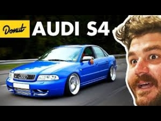 Въехать в суть: Всё, что вам нужно знать про Audi A4 / S4 [BMIRussian]