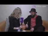 Интервью с группой «Добраночь». Прямая трансляция