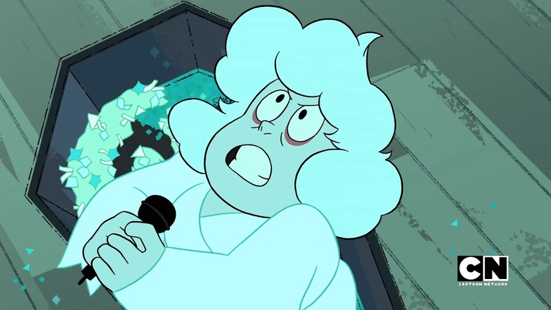 Sadie Killer and the Suspects - Ghost (Steven Universe)