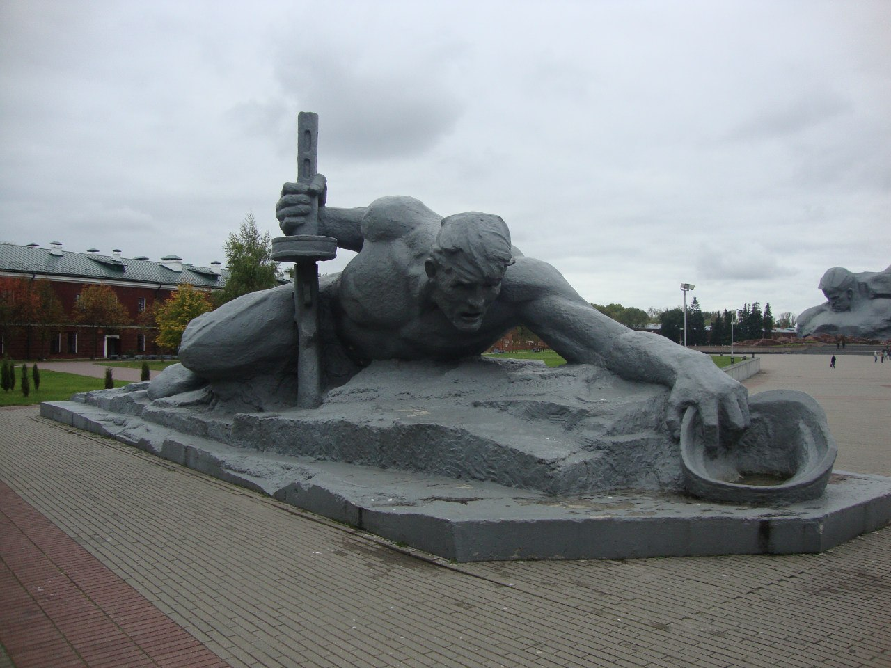 Брест и Брестская крепость-герой глазами армянина