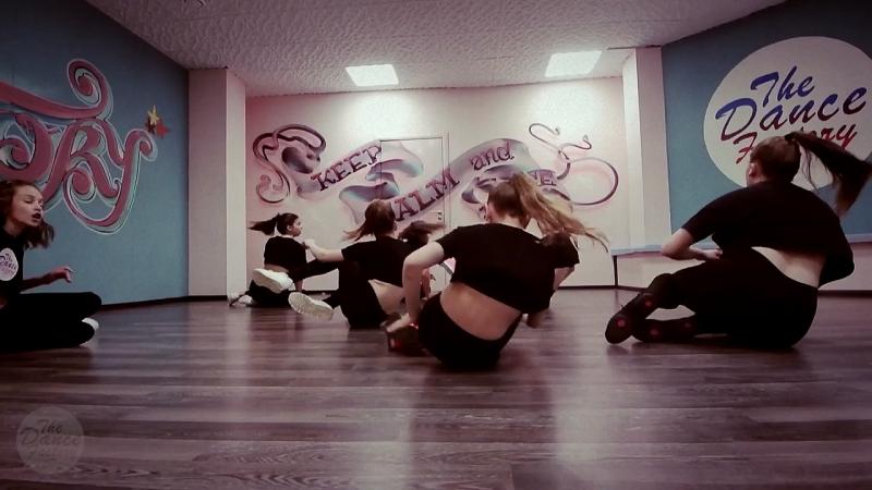 The dance factory, 2ая группа