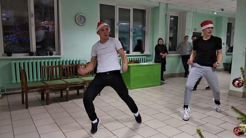 Выступление 11Б Gimme The Loot (Танцы на ТНТ)