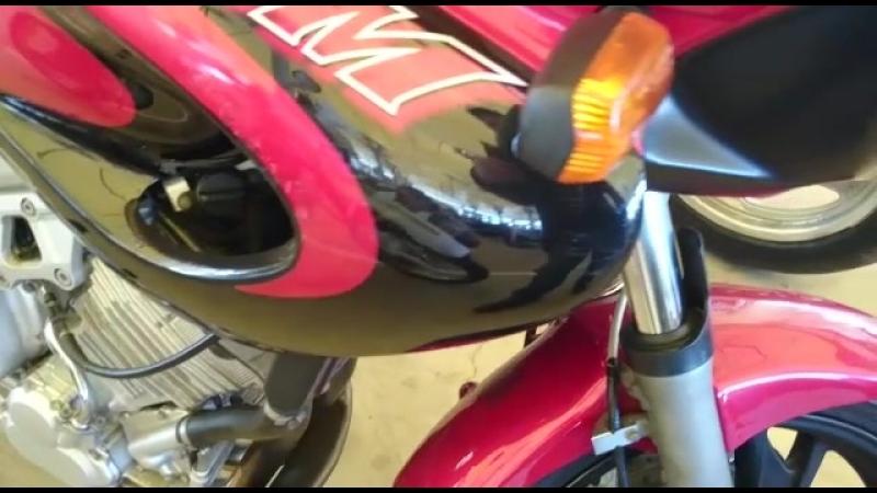 2534 Yamaha TDM850 2