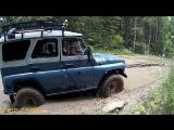 поездка на озеро оланга