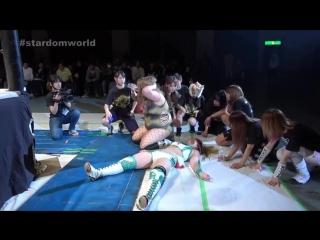 Viper (c) vs. Jungle Kyona - Stardom Dream Slam In Nagoya
