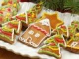 Как приготовить имбирное печенье (ВИДЕО)