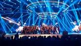 Hrithik Roshan's Full Performance on Aditya Birla Group King Of Dance Greek God Shadow Dance