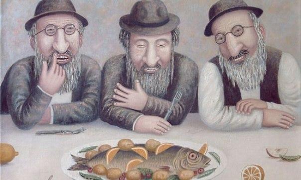 Еврейский народ мудрый от Бога. О проницательном уме евреев слагают легенды