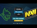 Heroic vs Na`Vi - ESL Pro League S8 EU - bo1 - de_train [Mintgod, Smile]