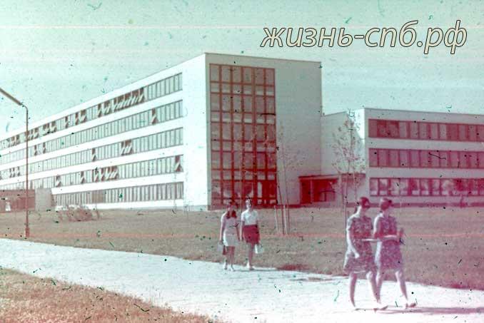 Каунас. Политехнический институт на старых фотографиях