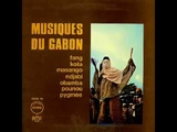 Various Musiques Du Gabon 60s African Field Recording Folk World Country Music Songs Traditional