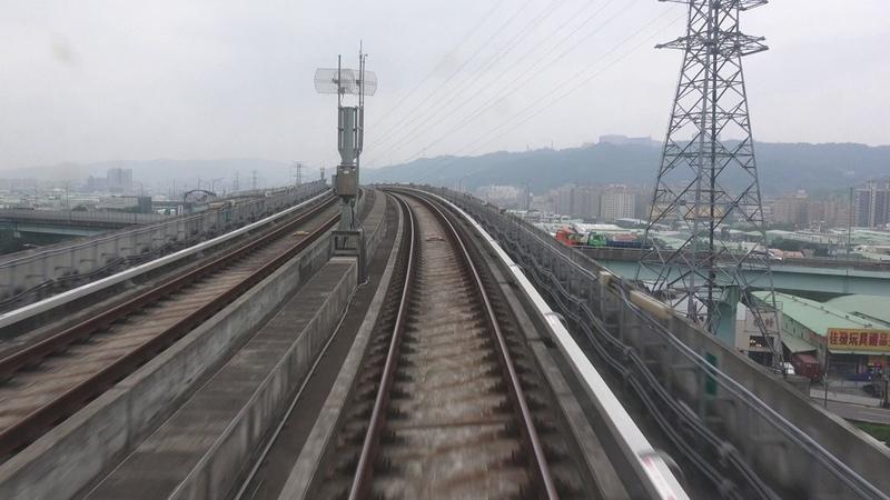 桃園機場捷運 直達車 A1台北車站-A13機場第二航廈站 字幕版 路程景Taoyuan International Airport MRT